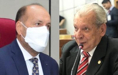 """Cachito responde acusación y trata de """"mercenario de la política"""" a Kalé"""
