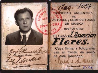 """Guarania: """"El maestro Flores quiso volver y vivir a orillas del río Aquidabán"""", recuerda Antonio Pecci"""