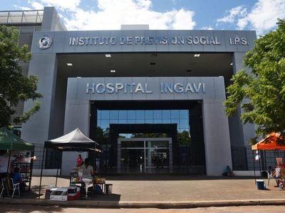Hay menos pacientes en el Ingavi por lo que hay que mantener los protocolos sanitarios