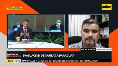 Evaluación de Gafilat a Paraguay