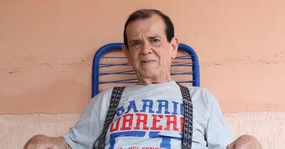 La Nación / Falleció Carlitos Vera, el hombre que le dio su voz a la alegría