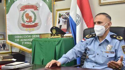 Administrador policial niega malversación de combustible