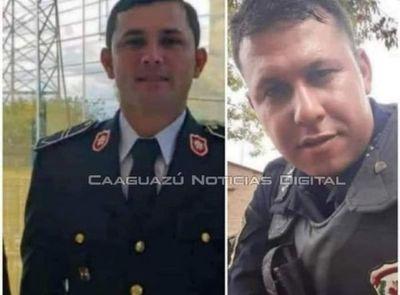 Bandidos matan a dos policías en CDE