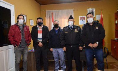 Municipalidad de CDE y Policía de Alto Paraná, en cooperación para seguridad – Diario TNPRESS