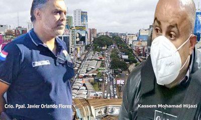 Ratifican que altos jefes de la Policía del Alto Paraná protegían al lavador Kassem Hijazi – Diario TNPRESS