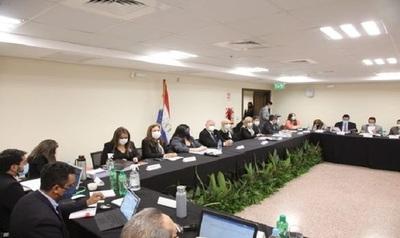 Equipo de GAFI 40R trabajó en Alto Paraná, esta vez con agentes fiscales