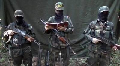Declaran rebeldía y ordenan captura de integrantes del ACA-EP