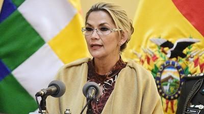 La defensa de Áñez pide a la CIDH que evite 'un daño irreparable' tras el intento de suicidio de la expresidenta