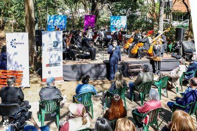 Rindieron homenaje a José Asunción Flores y su legado musical