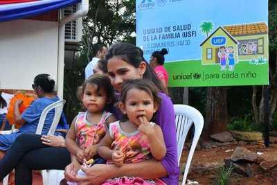 Habilitan Unidad de Salud de la Familia (USF) en Minga Guazú