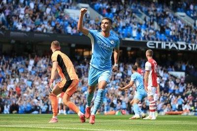 Arsenal, colista de la Premier League tras caer 5-0 ante Manchester City