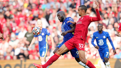 Liverpool y Chelsea ofrecen un partidazo con igualdad