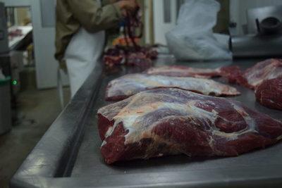 Con 66% de crecimiento, Paraguay se consolida como principal proveedor de carne de Chile