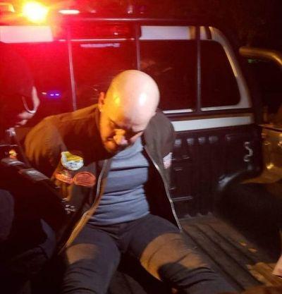 Presunto sicario de odontólogo y policías fue capturado