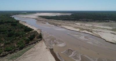 La Nación / Celebran ingreso constante de agua al Chaco mediante el río Pilcomayo