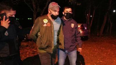 Detenido por crimen de policías era buscado por sicariato de odontólogo
