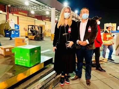 La UNA recibió dosis de la vacuna taiwanesa para iniciar estudios de Fase 3 en Paraguay