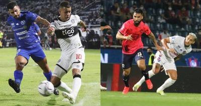 Clausura: Olimpia y Cerro Porteño sufren dura derrota