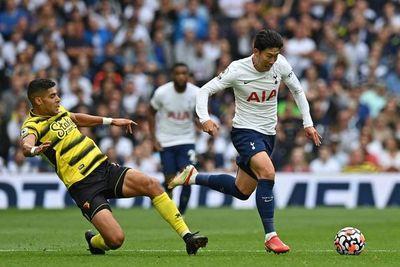 El Tottenham, pleno y líder