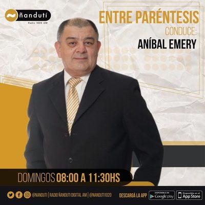 Entre Paréntesis con Aníbal Emery