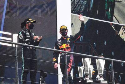 """Verstappen: """"Está bien ganar, pero no así"""""""