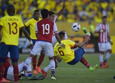 Ecuador, primer rival de Paraguay en el combo triple, tiene a sus convocados