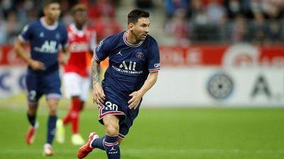 Kylian Mbappé marca doblete en debut de Messi con el PSG
