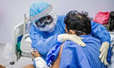 Coronavirus: 25 finados y 43 positivos