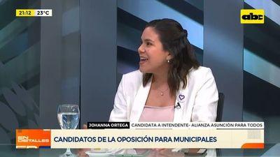 Candidatos de la oposición para las municipales