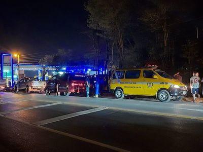 Mujer motociclista pierde la vida tras choque en Itá