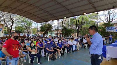 Efraín dice que Paraguay es cárcel de HC