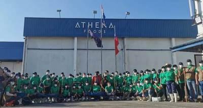 Más de 200 voluntarios realizaron jornada de limpieza en el Arroyo Mburicaó
