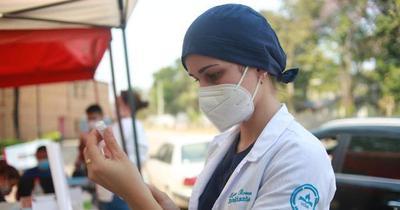 Prosigue vacunación con segundas dosis en todo el país