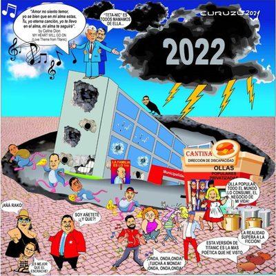Mbeguemi Online: ¿Municipio o naufragio?