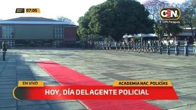 Día del Agente de Policía