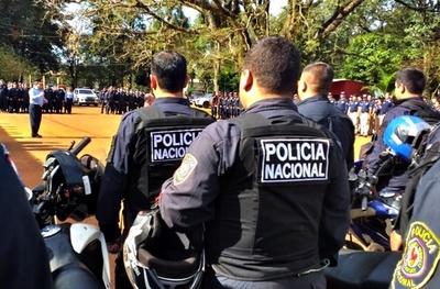 Hoy es el Día del Agente de Policía
