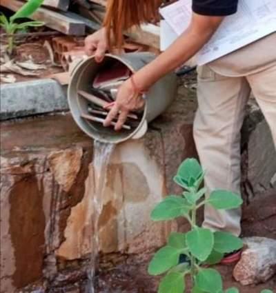 Ante aumento de infestación larvaria instan a eliminar criaderospara reducir casos de dengue