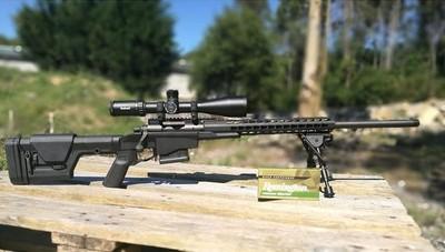 Incautan fusil y rifle en Limpio