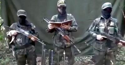 La Nación / Declaran rebeldía y dictan captura para supuestos miembros de ACA-EP