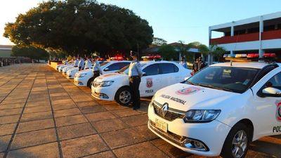 Policías celebran su día y resaltan lucha contra el crimen organizado
