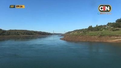 Alarmante: Río Paraná sigue descendiendo