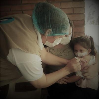 Ministerio apela al cuidado y desarrollo de los niños, garantizando el derecho a su salud