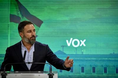 (España) Santiago Abascal: 'VOX es la única alternativa frente a un Gobierno títere de agendas globalistas'