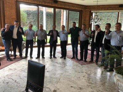 Sellan unidad colorada en Paraguarí