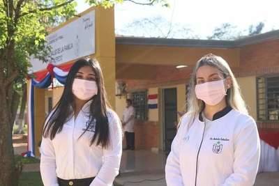 Habilitan proceso de selección interno para contratación de personal de salud para USF de Alto Paraná
