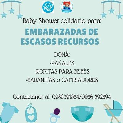 """Juventudes Pro Vida organizan """"Baby Shower Solidario"""" para embarazadas de escasos recursos"""