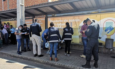 Según la Policía Nacional una niña de 14 años fue quien mató a un chipero frente al Abasto