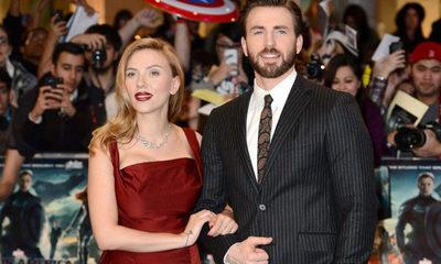 Scarlett Johansson y Chris Evans volverán a trabajar juntos en una película