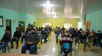 """MOPC promueve empleo local en obras de la """"Ruta de la Leche"""""""