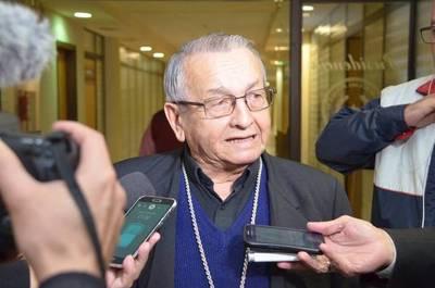 """Anexo C de Itaipú: """"Creo que vamos a perder todo con este gobierno ineficaz"""", dice monseñor Medina"""